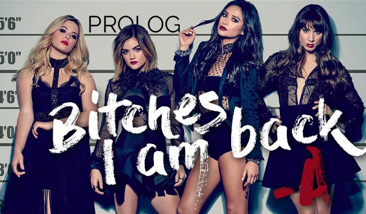 Bitches I am back ~A #Prolog