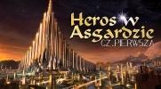 Heros w Asgardzie #1: Hahaha, ona serio nazywa się Brunhilda?