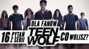 """16 pytań z serii """"Co wolisz?"""" Wersja dla fanów Teen Wolf!"""