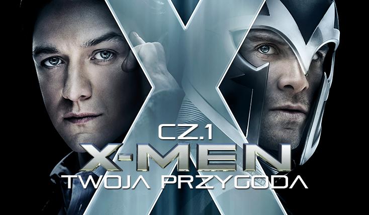 Twoja przygoda z X-Men #1