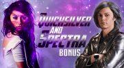 Quicksilver and Spectra - Bonus