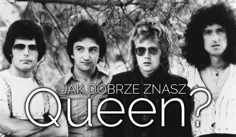 Jak dobrze znasz Queen?