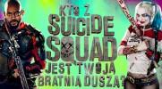Który członek Suicide Squad jest Twoją bratnią duszą?