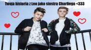Twoja historia z Leo jako siostra Charliego #8