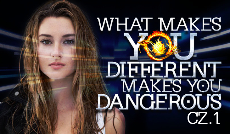 What makes you different, makes you dangerous… #1