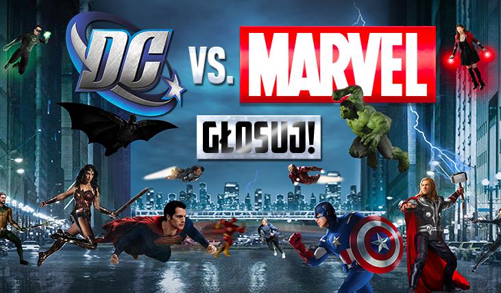 Marvel vs DC! #1