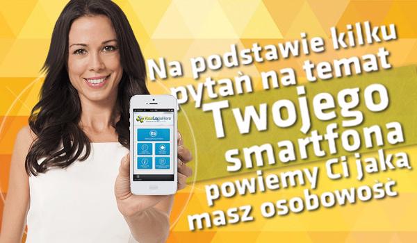 Na postawie kilku pytań na temat Twojego smartfona powiemy Ci, jaki posiadasz typ osobowości!