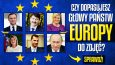 Czy dopasujesz Głowy państw Europy do zdjęć?