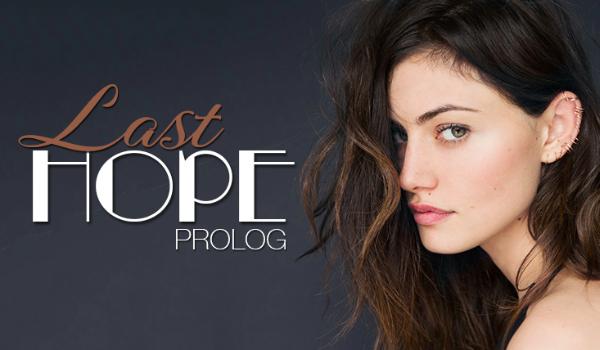 Last hope - PROLOG