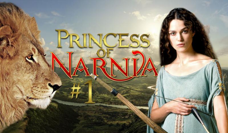 Princess of Narnia #1