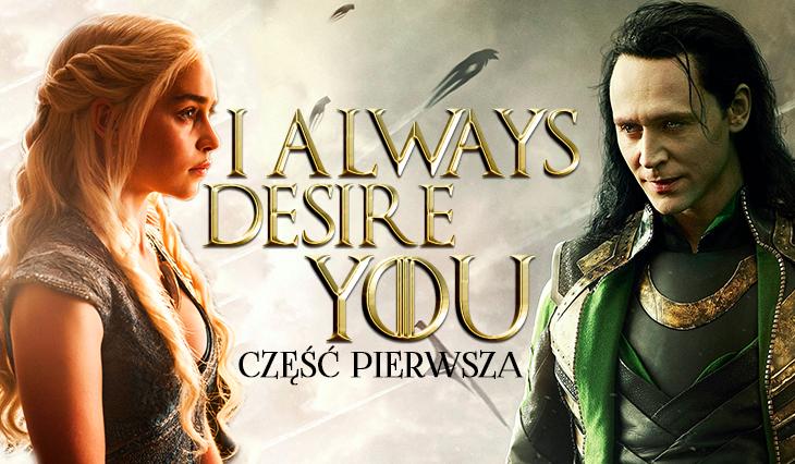 I Always Desire You #1