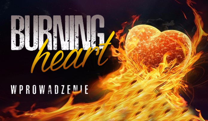 Burning Heart #0