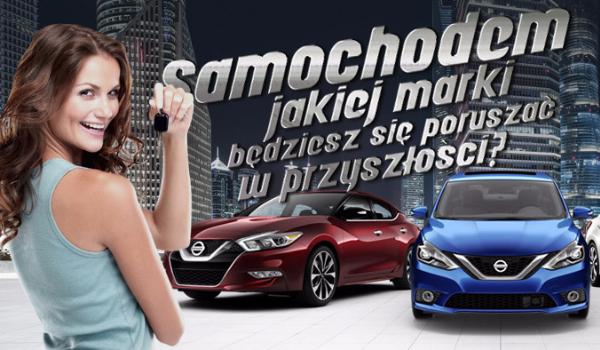 Samochodem jakiej marki będziesz się poruszać w przyszłości?