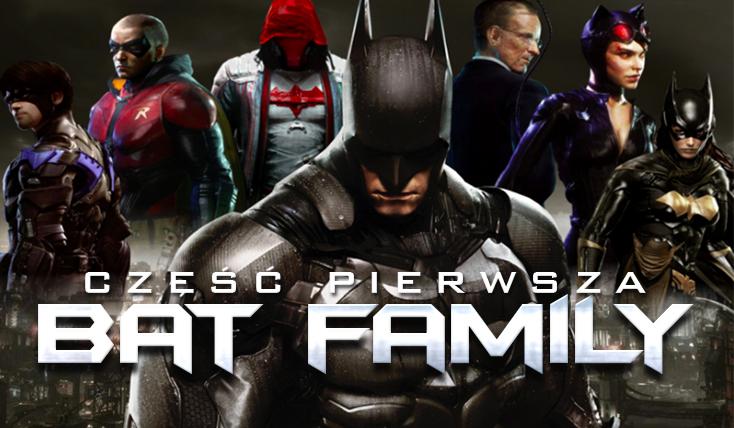 Bat Family #1