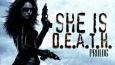 She is D.E.A.T.H #PROLOG