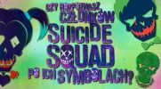 Czy rozpoznasz postacie z Suicide Squad na podstawie ich symboli?