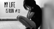 My life is ruin #13