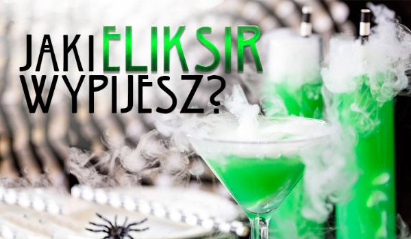 Jakiego eliksiru napijesz się w Halloween?