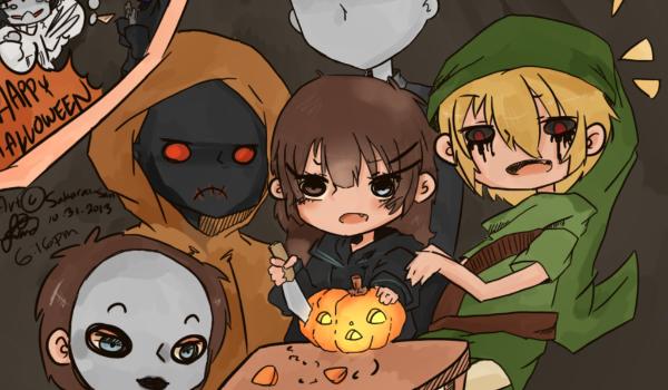 Którą creepypastę spotkasz w Halloween?