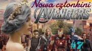 Nowa członkini Avengers #7