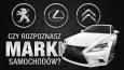 Czy rozpoznasz markę samochodu?