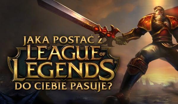 """Jaka postać z """"League of Legends"""" do Ciebie pasuje?"""