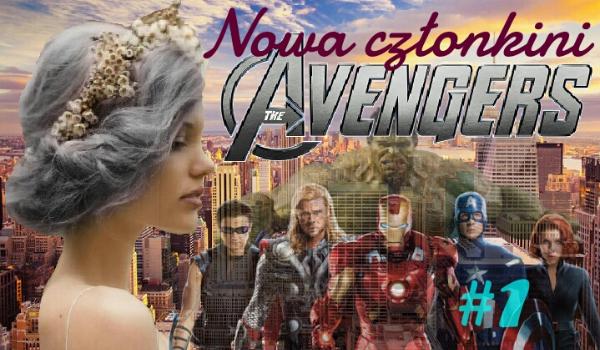 Nowa członkini Avengers #1