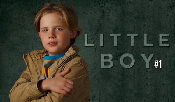 Little boy #1
