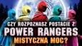 """Czy rozpoznasz wszystkie postacie z """"Power Rangers: Mistyczna moc""""?"""