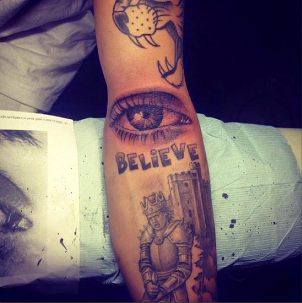 Co Oznaczają Tatuaże Justina Biebera Samequizy