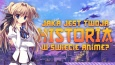 Jaka jest Twoja historia w świecie anime?