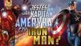 Jesteś jak Kapitan Ameryka czy Iron Man?