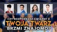 """Czy rozpoznasz gwiazdy biorące udział w show """"Twoja Twarz Brzmi Znajomo""""?"""