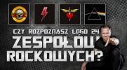 Rozpoznasz 24 logo znanych zespołów rockowych?