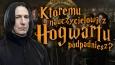 Któremu z nauczycieli Hogwartu podpadniesz?