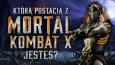 """Którą postacią z """"Mortal Kombat X"""" jesteś?"""