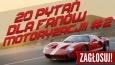 """20 pytań z serii """"Co wolisz?"""" na temat motocykli i samochodów! #2"""