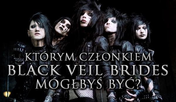 """Którym członkiem zespołu """"Black Veil Brides"""" jesteś?"""