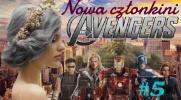 Nowa członkini Avengers #5