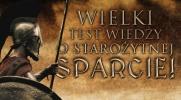 Wielki test wiedzy o starożytnej Sparcie!