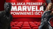 Na jaką najbliższą premierę filmu Marvela powinieneś iść?