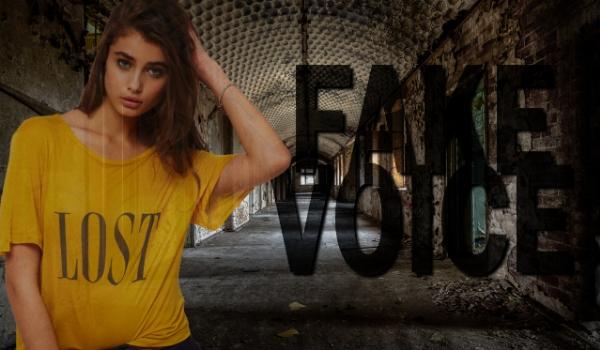 Fake Voice - Podział ról