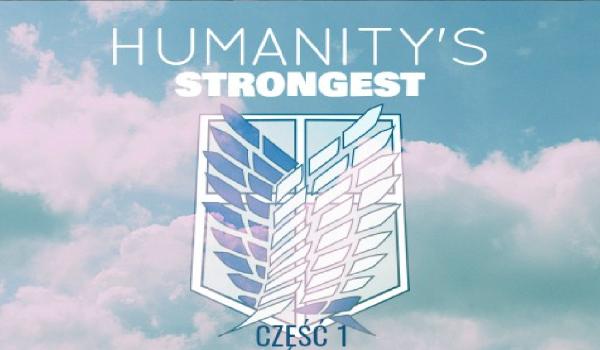 Humanity's strongest #1