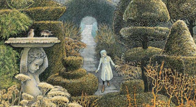 Jak Dobrze Znasz Lekturę Tajemniczy Ogród Samequizy