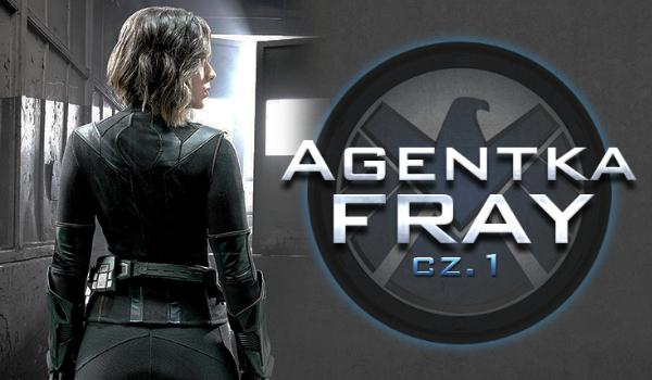 Agentka Fray #1