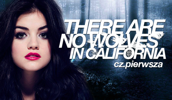 There are no wolves in California #1