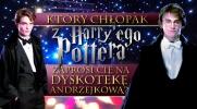 Który chłopak z Harry'ego Pottera zaprosi Cię na dyskotekę andrzejkową?