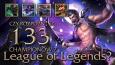 Czy rozpoznasz wszystkich 133 championów z League of Legends?