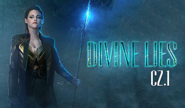 Divine Lies #1