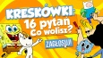 """16 pytań z serii """"Co wolisz?"""" - kreskówki!"""